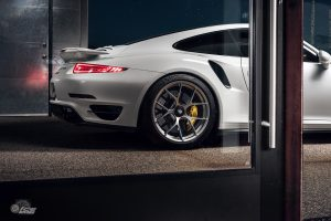 Porsche 911 w/ HRE wheels