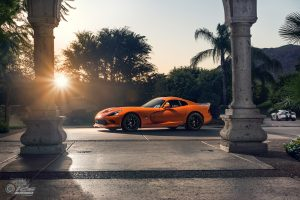 Dodge Vipers w/ HRE Wheels